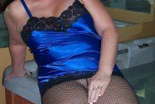 Fotos de Señoras mayores desnudas y vestidas como putas
