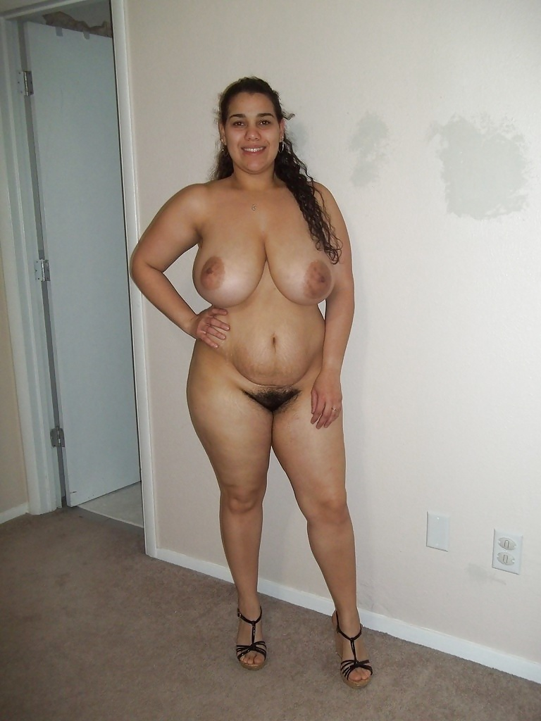 Chubby hispanic video-7552