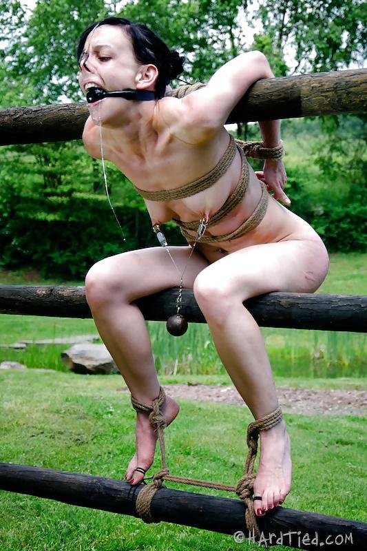 Torturas de bondage reales - Videos de Sado - Bondage - BDSM