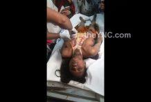 Autopsia a una chica negra miniatura