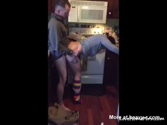 Pareja hace Extremo sexo casero