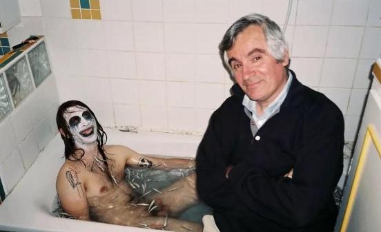 Momento de mi baño