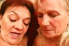 Putas ancianas hace un lésbico