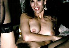 Mujeres peludas en los años 80