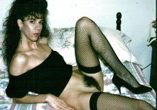 Mujeres peludas en los años 80 20