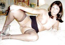 Sexy señoras maduras en fotos 15