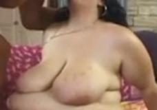 Imagen Como folla la gorda de la Desi