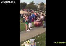 Imagen Borrachos follando en un parque