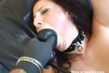 Hardcore squirt facial