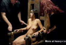 La silla eléctrica del placer