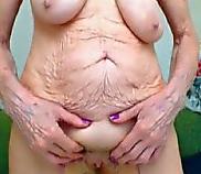 Imagen Una abuelita muy arrugada