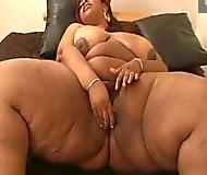 Imagen Me follaba a esta negra obesa