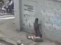 Imagen Polvo en la calle interrumpido