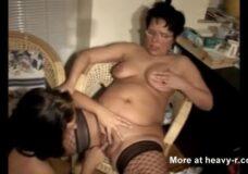 Imagen El video porno de una madre y una hija