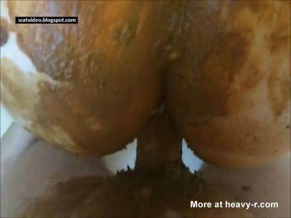 Extremo Anal Scat Sexo miniatura