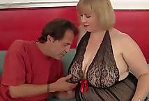 Hermosa gorda tiene sexo hardcore