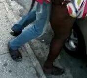 Imagen En los gethos se folla en la calle