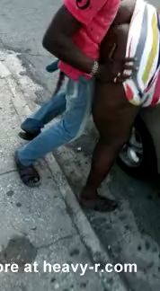 En los gethos se folla en la calle