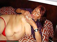 Abuelitas y sus sorprendentes cuerpos desnudos