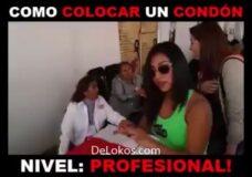 Imagen Pone preservativos nivel Profesional