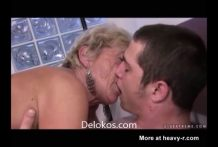 El sexo no tiene edad y las abuelas siguen follando