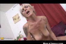 Las abuelas acaban destrozadas de tanto sexo