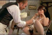 Barbero para mujeres con coños peludos