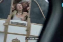 Cuando ves a Cenicienta follando en la carroza