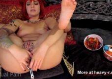 Imagen Dulce sexo anal con golosinas
