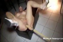 Porno y sexo pueden ser muy bizarros