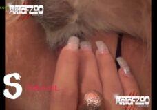 Imagen Madura tiene sexo con animal