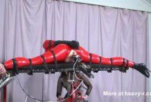 Robot para practicar BDSM en tu casa