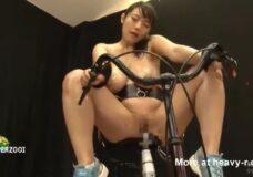 Imagen Orgasmo en bicicleta vibrador