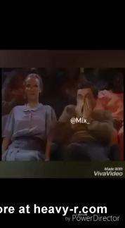 Mr Bean viendo una peli porno