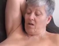 Imagen Acción lésbica con abuelas