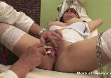 Imagen Enfermera tiene sexo bizarro con el doctor