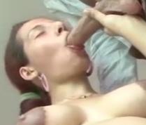 Orgía de preñadas en una ambulancia