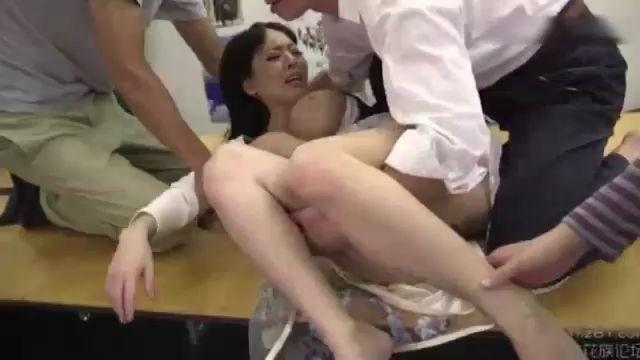 La Pornografía Japonesa puede ser muy ridícula