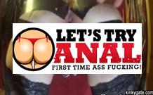 Sesión anal extrema con mi esclava