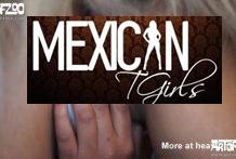 Mexicana de tijuana follando con perro callejero