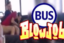 Mamada en el autobús