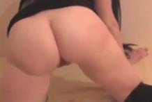 Chica Haciendo un video de porno animales