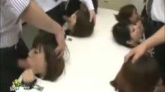 Sala de mamadas y conferencias japonesa