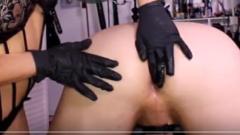 Sesiones de masaje de la próstata con una diosa