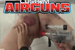 Chica torturada con balas