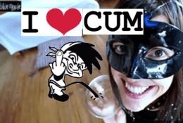 Videos Cerdos XXX Bebe orina y esperma