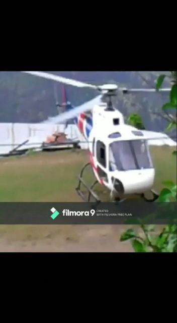 Helice helicóptero corta la cabeza – Imagenes fuertes