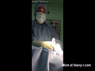 Operación en clínica privada con Final Feliz