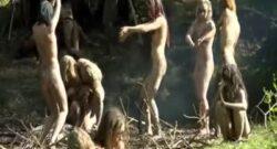 Fiesta porno extremo en la Selva Amazona