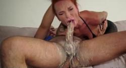 Kessie Shy – La garganta profunda más sucia del porno